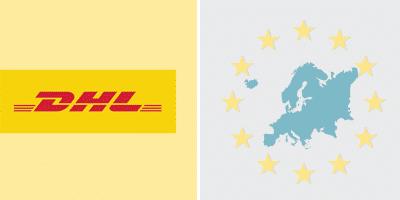DHL Versand innerhalb der EU